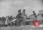 Image of Life in early cooperative community Greenbelt Maryland USA, 1939, second 20 stock footage video 65675053712