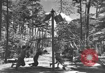 Image of Life in early cooperative community Greenbelt Maryland USA, 1939, second 29 stock footage video 65675053712