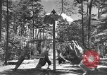 Image of Life in early cooperative community Greenbelt Maryland USA, 1939, second 30 stock footage video 65675053712