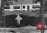 Image of Life in early cooperative community Greenbelt Maryland USA, 1939, second 32 stock footage video 65675053712