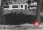 Image of Life in early cooperative community Greenbelt Maryland USA, 1939, second 33 stock footage video 65675053712