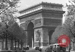 Image of Eiffel Tower Paris France, 1938, second 22 stock footage video 65675053813