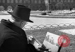 Image of Eiffel Tower Paris France, 1938, second 33 stock footage video 65675053813