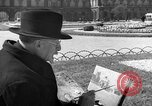 Image of Eiffel Tower Paris France, 1938, second 34 stock footage video 65675053813