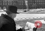 Image of Eiffel Tower Paris France, 1938, second 36 stock footage video 65675053813