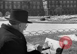 Image of Eiffel Tower Paris France, 1938, second 39 stock footage video 65675053813