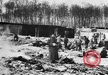 Image of German citizens view concentration camp Germany, 1945, second 5 stock footage video 65675054792