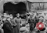 Image of German citizens view concentration camp Germany, 1945, second 9 stock footage video 65675054792