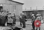 Image of German citizens view concentration camp Germany, 1945, second 14 stock footage video 65675054792