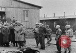 Image of German citizens view concentration camp Germany, 1945, second 15 stock footage video 65675054792