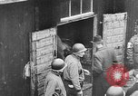 Image of German citizens view concentration camp Germany, 1945, second 20 stock footage video 65675054792