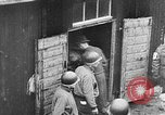 Image of German citizens view concentration camp Germany, 1945, second 21 stock footage video 65675054792