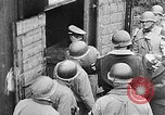 Image of German citizens view concentration camp Germany, 1945, second 28 stock footage video 65675054792