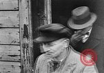 Image of German citizens view concentration camp Germany, 1945, second 31 stock footage video 65675054792