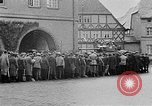 Image of German citizens view concentration camp Germany, 1945, second 37 stock footage video 65675054792