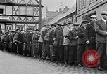 Image of German citizens view concentration camp Germany, 1945, second 38 stock footage video 65675054792