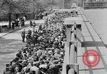 Image of German citizens view concentration camp Germany, 1945, second 39 stock footage video 65675054792