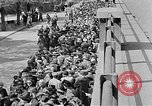Image of German citizens view concentration camp Germany, 1945, second 40 stock footage video 65675054792