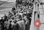 Image of German citizens view concentration camp Germany, 1945, second 42 stock footage video 65675054792