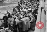 Image of German citizens view concentration camp Germany, 1945, second 43 stock footage video 65675054792