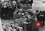 Image of German citizens view concentration camp Germany, 1945, second 48 stock footage video 65675054792