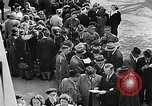 Image of German citizens view concentration camp Germany, 1945, second 49 stock footage video 65675054792