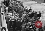 Image of German citizens view concentration camp Germany, 1945, second 51 stock footage video 65675054792