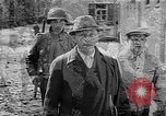 Image of German citizens view concentration camp Germany, 1945, second 58 stock footage video 65675054792
