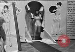 Image of fashion show Coral Gables Florida USA, 1935, second 19 stock footage video 65675055057