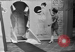 Image of fashion show Coral Gables Florida USA, 1935, second 28 stock footage video 65675055057