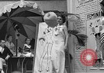 Image of fashion show Coral Gables Florida USA, 1935, second 33 stock footage video 65675055057