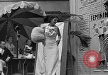Image of fashion show Coral Gables Florida USA, 1935, second 34 stock footage video 65675055057