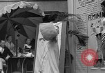 Image of fashion show Coral Gables Florida USA, 1935, second 35 stock footage video 65675055057