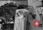 Image of fashion show Coral Gables Florida USA, 1935, second 36 stock footage video 65675055057