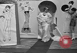 Image of fashion show Coral Gables Florida USA, 1935, second 41 stock footage video 65675055057
