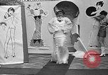 Image of fashion show Coral Gables Florida USA, 1935, second 42 stock footage video 65675055057