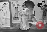 Image of fashion show Coral Gables Florida USA, 1935, second 43 stock footage video 65675055057