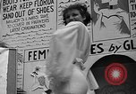 Image of fashion show Coral Gables Florida USA, 1935, second 44 stock footage video 65675055057