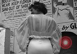 Image of fashion show Coral Gables Florida USA, 1935, second 45 stock footage video 65675055057