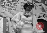 Image of fashion show Coral Gables Florida USA, 1935, second 49 stock footage video 65675055057