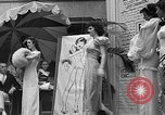 Image of fashion show Coral Gables Florida USA, 1935, second 51 stock footage video 65675055057