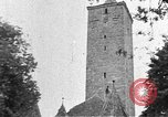 Image of famous buildings Rothenburg on the Tauber Germany, 1937, second 8 stock footage video 65675055449