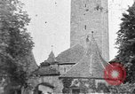 Image of famous buildings Rothenburg on the Tauber Germany, 1937, second 12 stock footage video 65675055449