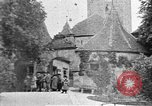Image of famous buildings Rothenburg on the Tauber Germany, 1937, second 16 stock footage video 65675055449