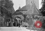 Image of famous buildings Rothenburg on the Tauber Germany, 1937, second 17 stock footage video 65675055449