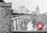 Image of famous buildings Rothenburg on the Tauber Germany, 1937, second 20 stock footage video 65675055449