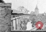 Image of famous buildings Rothenburg on the Tauber Germany, 1937, second 21 stock footage video 65675055449