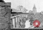 Image of famous buildings Rothenburg on the Tauber Germany, 1937, second 22 stock footage video 65675055449
