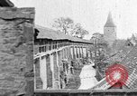 Image of famous buildings Rothenburg on the Tauber Germany, 1937, second 23 stock footage video 65675055449