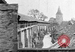 Image of famous buildings Rothenburg on the Tauber Germany, 1937, second 25 stock footage video 65675055449